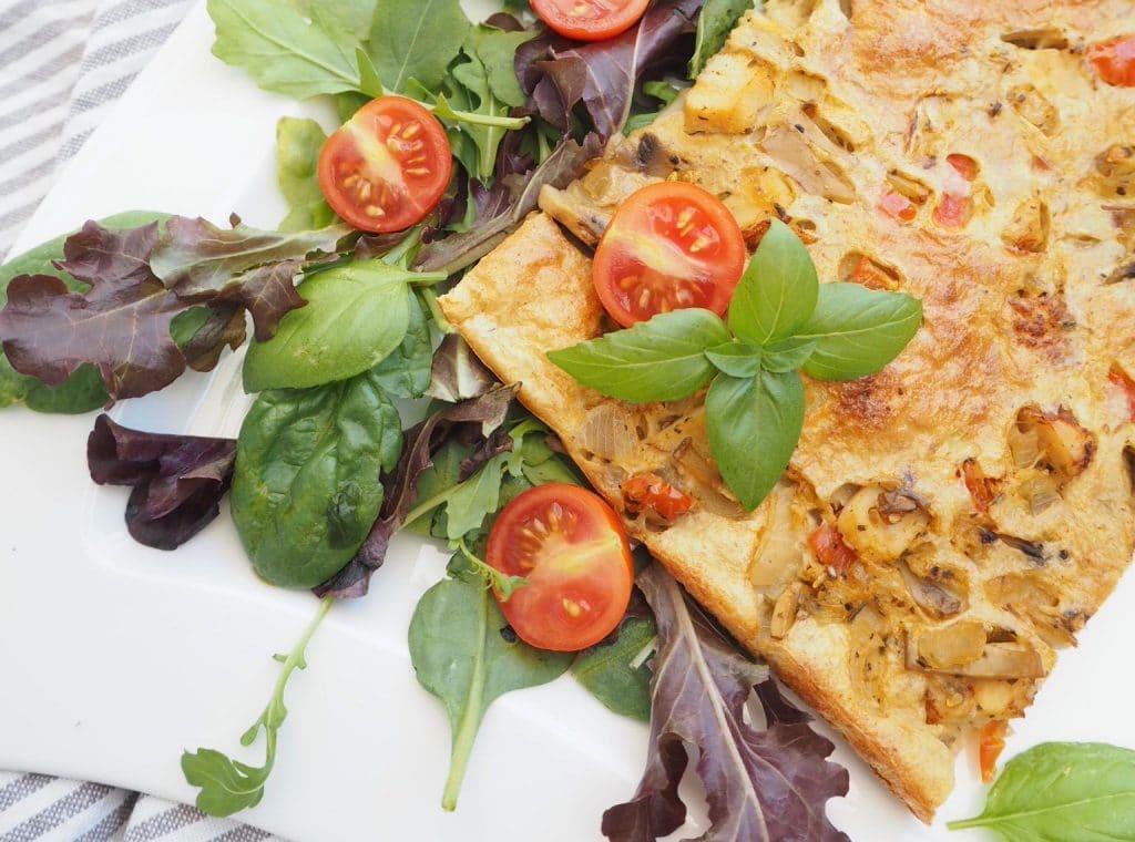 Pizzapannari (a.k.a. suolainen pannari)